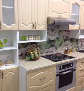 Кухонный фартук FM-43 розы