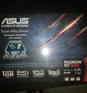 Видеокарта Asus Radeon R7 240