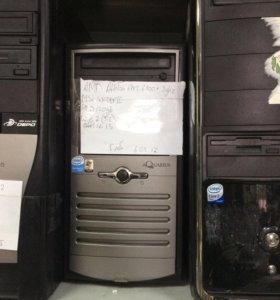 Компьютер Athlon с частотой 3ghz 2gb ram