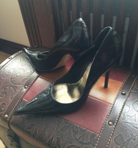 Итальянские классические вечерние туфли