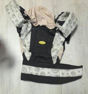 Переноска для детей рюкзачек-слинг