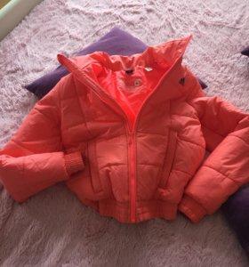 Куртка Adidas новая