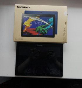 Планшет Lenovo TAB 2 A10-70L 16GB BLUE