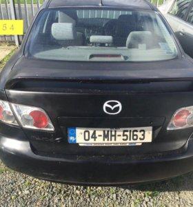 ♻️ Mazda 6