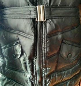 Зимняя куртка для беременной 46 размера