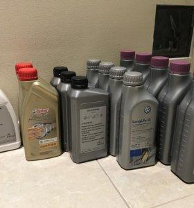автохимия, антифриз, масло, очистители, промывка.