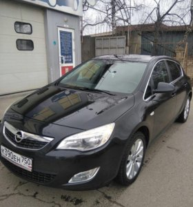 Opel Astra G 2011г.