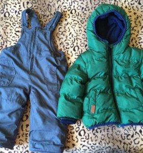 Куртка и комбинезон  весна осень