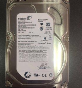 Жёсткий диск для компьютера Seagate Barracuda 2TB
