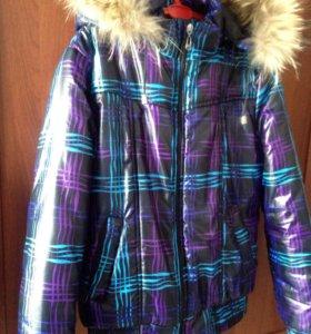 Куртка демисезонная 42 размер