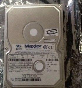 HDD IDE Maxtor 40 Gb 7200 rpm