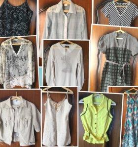 одежда женская (28 вещей)46 р