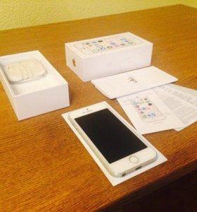 Продам iPhone 5s на 16 Gb