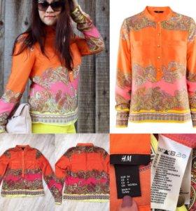 Блузка-рубашка H&M
