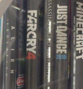 Диски Xbox one . Farcry 4