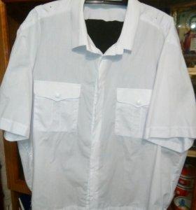 Новая рубашка р.56, больше для охраны, таможни,