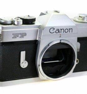 Пленочные фотоаппараты NIKON, CANON, PENTAX