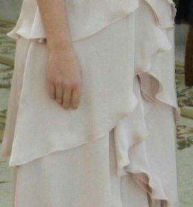 Платье на выпускной,свадьбу и праздники