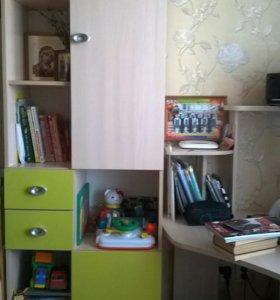 Шкаф пенал для детской
