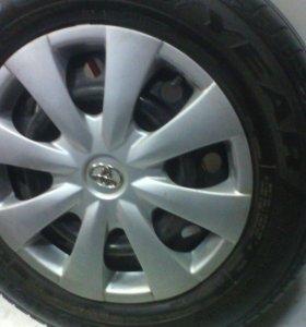 Комплект колес 195/65 R15 в сборе