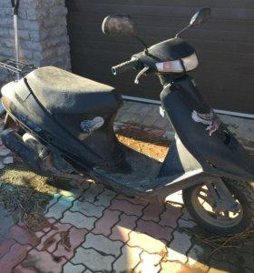 скутер suzuki adres v50
