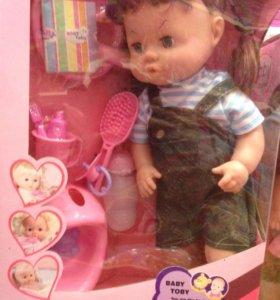 Новые куклы в коробках по 30 см