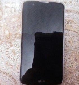Смартфон LG k10 LTE.