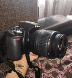 Фотоаппарат Nikon D3100 kit 18-55mm