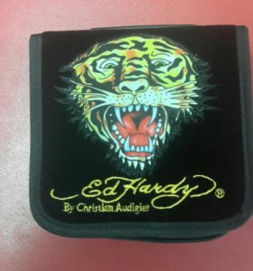 Органайзер на 40 CD дисков ED HARDY