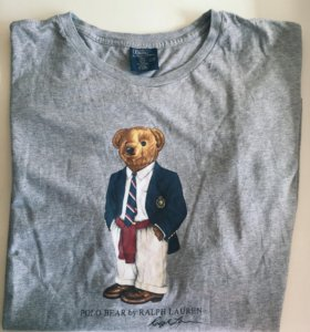 Футболка Polo Bear Ralph Lauren