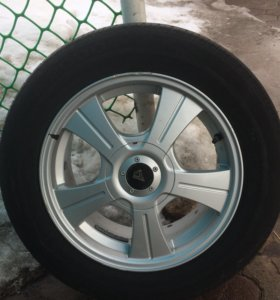 Колеса летние r-16 215/60