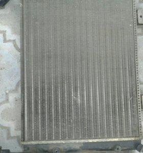 Радиатор . Печка ваз 2107
