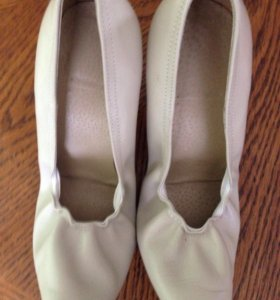 Туфли для бальных танцев, Европа