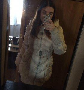 Куртка весенняя, почти новая