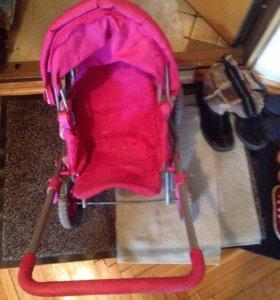 Детская коляска для кукол🌷