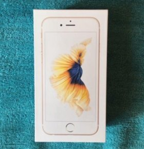 ✅ iPhone 6S 16GB Gold