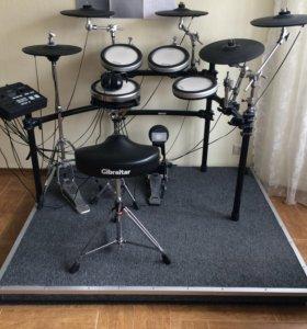 Подиум для эл. барабанов