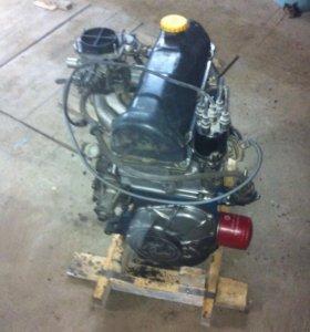 Двигатель от нивы, объем 1,6