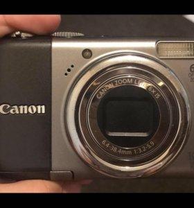Срочно !!!фотоаппарат Canon PowerShot A2000 IS