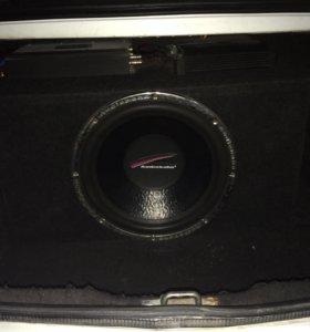 Самбуфер 15 Audiobach, пассивный. 500 минимал.