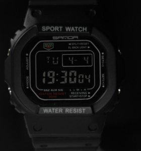 Спортивные наручные часы Sanda