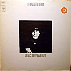 Пластинка Leonard Cohen - Songs From A Room