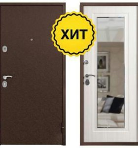 Входная дверь Стел 05 -зеркало
