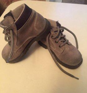 Ботинки richter