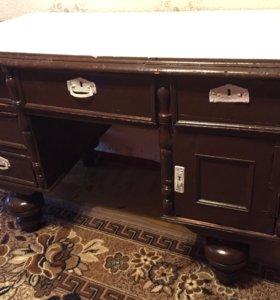 Старинный стол!!! Раритет