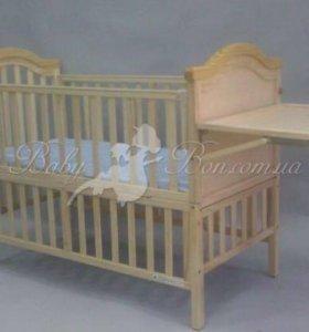 Кровать детская от 0 до 6 лет