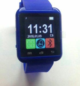 Android часы новые