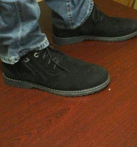 Ботинки зимние мужские 42 размер