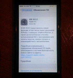 Айфон 5 black 16 G