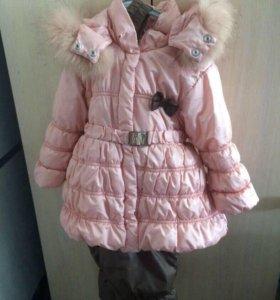 Зимний костюм Wojcik р86